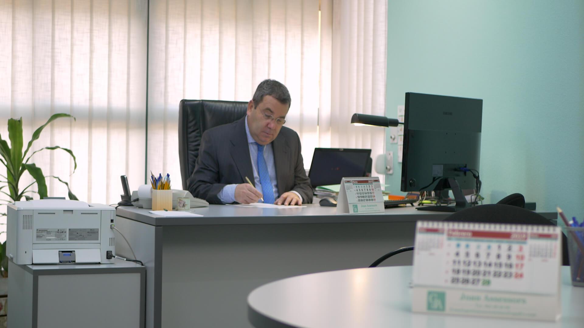 Juan Lorente Montaner, Valencia, Asesor fiscal, laboral, contable  jurídico