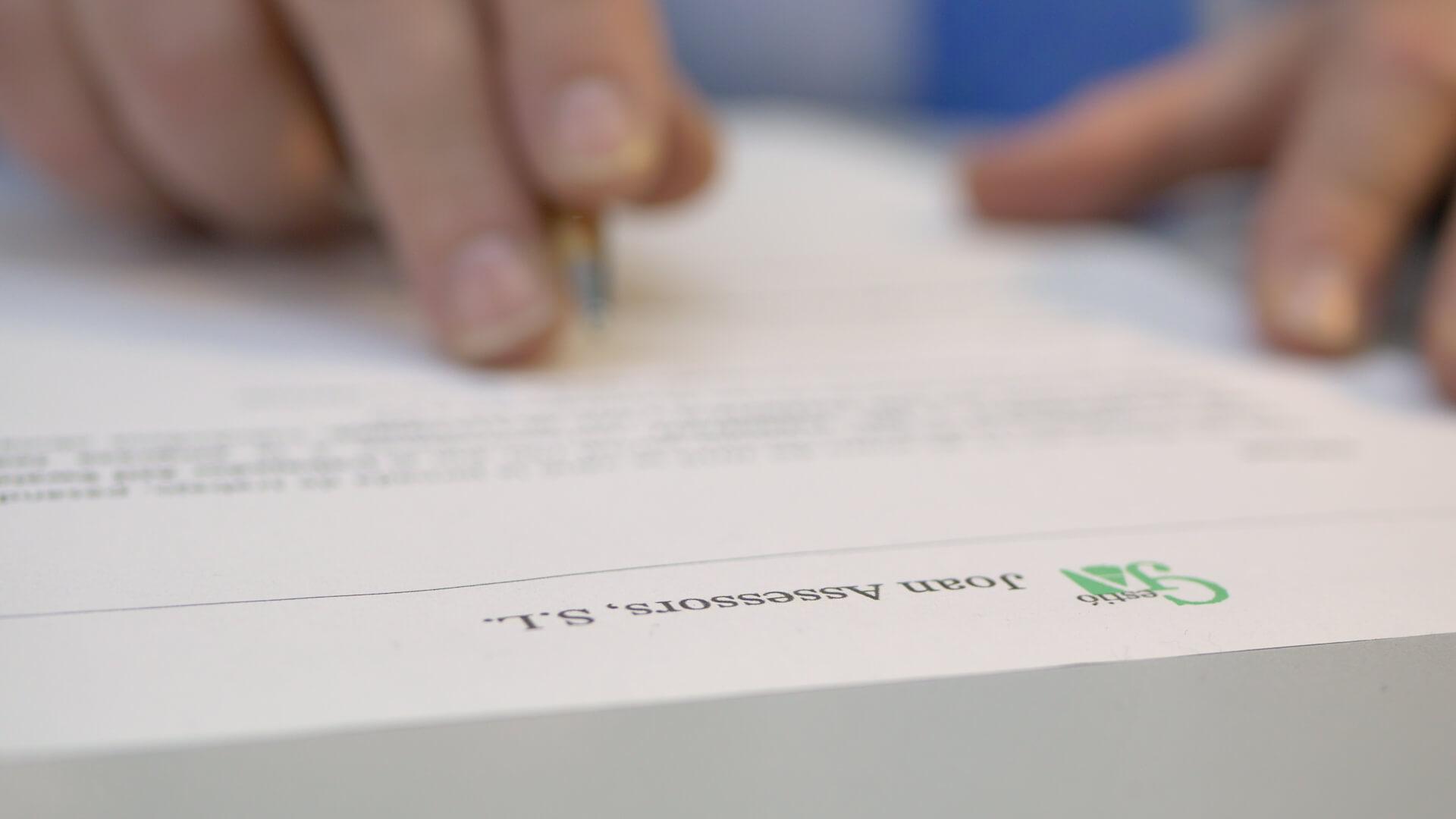 Asesoria gestoria Valencia fiscal, laboral, contable y jurídica